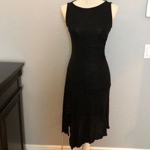 Classic DVF black cocktail dress!